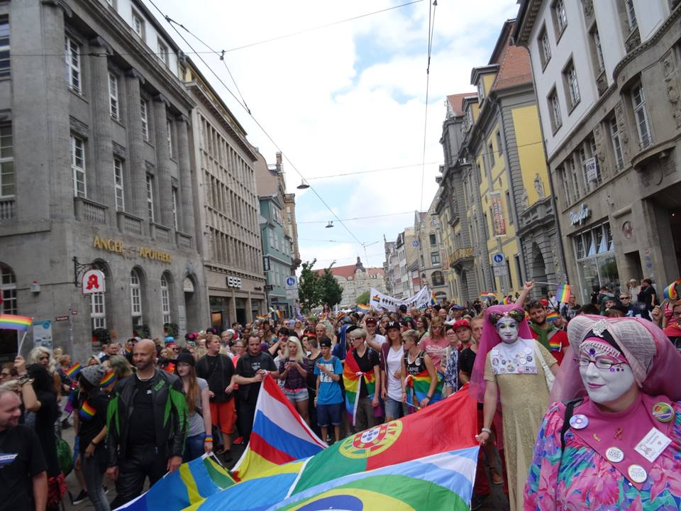 Single party erfurt 2014