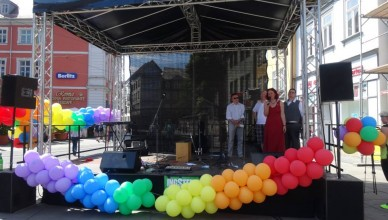 CSD Erfurt 2014 - Infofest 3