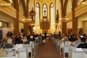 Kaufmannskirche-Innenraum